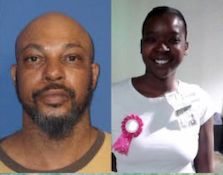 BLACK SUSPECTAND AND MISSING WIFE