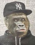 gorilla NY cap